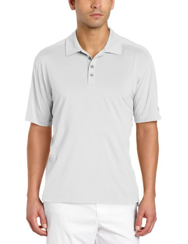 Fila Herren California Golf Polo Shirt Größe L weiß