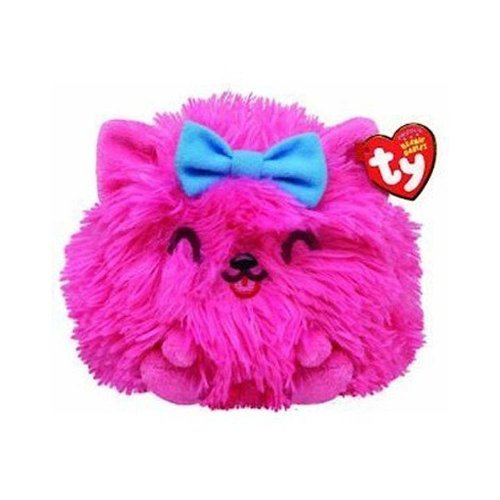 Pokemon Moshi Monsters - Peluche de Purdy, 12 cm, color rosa