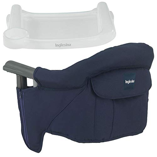 Inglesina - Fast Table Chair With Dining Tray Plus - Navy