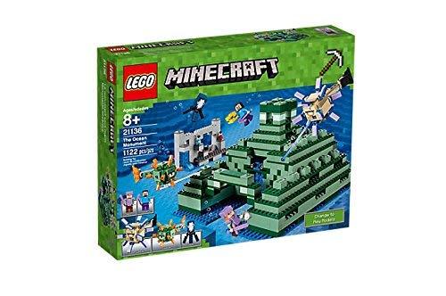 Lego Minecraft - 21136 The Ocean Monument