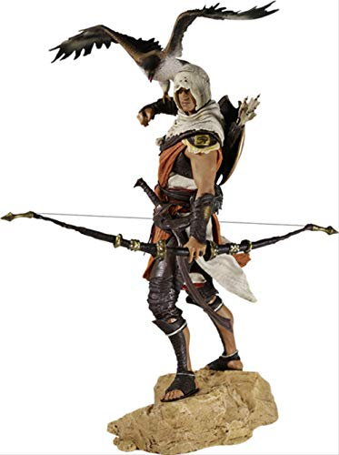 QWYU Assassin's Creed Origins Bayek Action Figure Collection Model Toy 26cm
