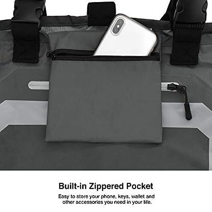 Wathose mit Brusttasche / Handytasche