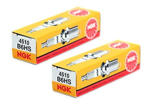 2x NGK B6HS - 4510 - Zündkerze