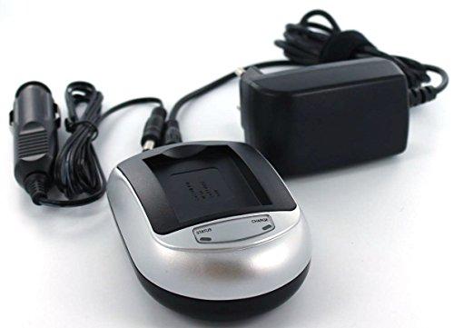 MobiloTec Ladegerät kompatibel mit Jay-Tech HDV1080, Camcorder/Digitalkamera Netzteil/Ladegerät Stromversorgung