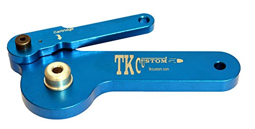 TK Custom Smith & Wesson Moon Clip Loading Tool S&W 627 8-Shot 38/357 Mag - S/S Clips
