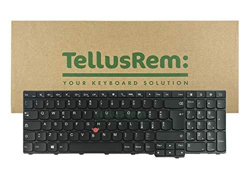 TellusRem ersatztastatur Italienisch Nicht Hintergr&beleuchtung für Lenovo Thinkpad E531 T540 T540P T550 L540 W540 W550S W550 W541