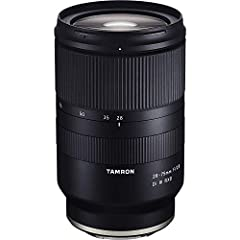 Superb optical performance, including both outstanding image quality and beautiful background Blur effects (bokeh), provided by fast f/2.8 aperture. Comfortably light weight (19.4 oz.) and compact (4.6 in). Maximum Magnification Ratio: 1:2.9 (Wide); ...