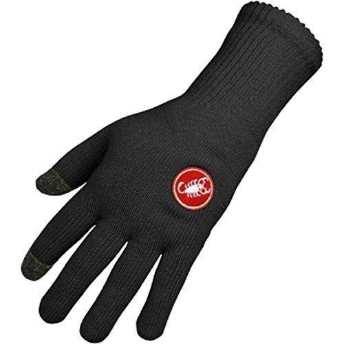 Castelli Prima Full Finger Winter Cycling Gloves - K13532 (Black - 2XL)