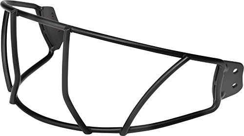 Rawlings Youth Helmet Tball Wire Face Guard (BBYWG), Black, OS
