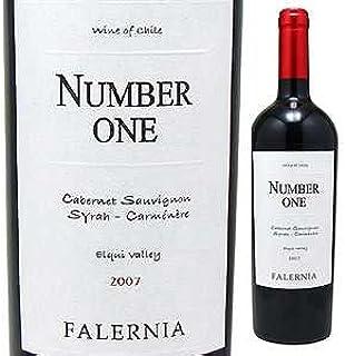 ナンバー ワン ヴィーニャ ファレルニア 2010 赤 750ml