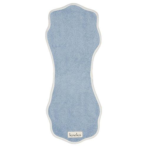 koeka Bavette Épaule Rome Soft Blue Taille Unique