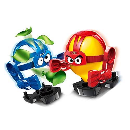 Shhjjyp Fight Balloon Puncher Sigue Golpeando hasta Que Explote Un Robot De Combate con Cabeza De Globo, Un Robot Perforador De Glob Os, Robots De Combate, Juego De Boxeo