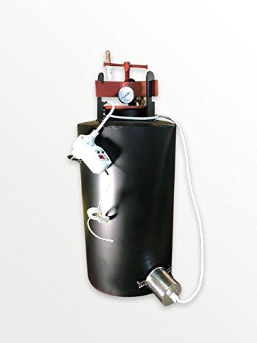 Standart+ Autoklav Haushalt - entwickelt für die Konservierung von Haushaltsprodukten(Digitale Temperaturregler Thermostat) (21 Gläser 0,5 Liter oder 12 Gläser 1 Liter)