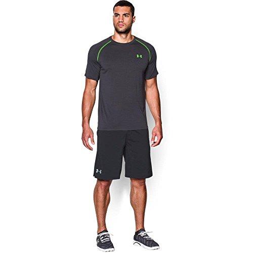 Under Armour UA Tech Fitness - Sudadera de fitness para hombre, con cremallera 1/4, Mehrfarbig, Sm