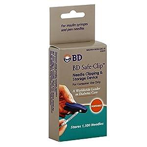 buy  PACK OF 3 EACH SYRINGE CLIPPER BD SAFE CLIP 1EA ... Diabetes Care