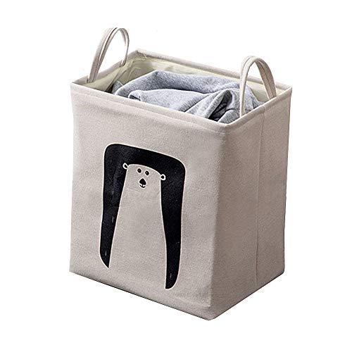 Boxen Aufbewahrung KöRbe Aufbewahrung Hübsch Aufbewahrungsbox Kinder Mit Handhaben Schrank Organizer Kleidertaschen Umzugskarton for Kleidung Wardrobe 2
