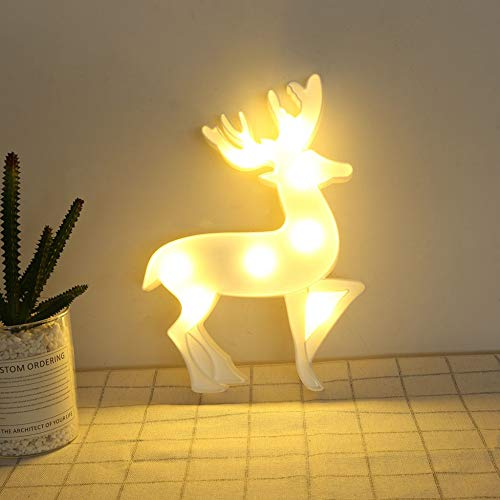XHSHLID Decoratieve Partij LED Leuke Kinderen Slaapkamer Cloud Nachtlampje Kerstmis Party Lamp Kerstversiering Voor Thuis Navidad Lichten