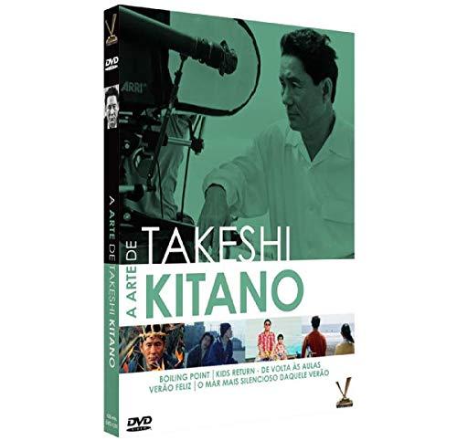 A Arte De Takeshi Kitano - 2 Discos [DVD]