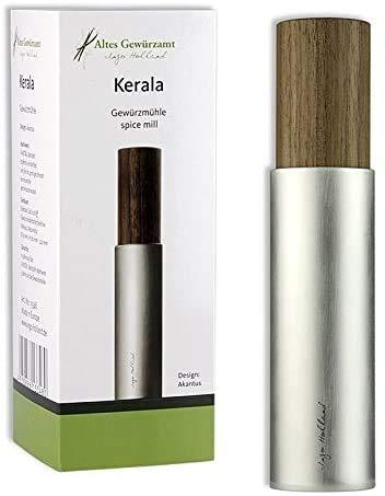 Altes Gewürzamt Pfeffer- und Salzmühle Set Kerala Gewürzmühle - Ingo Holland