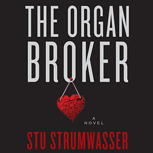 The Organ Broker audiobook cover art