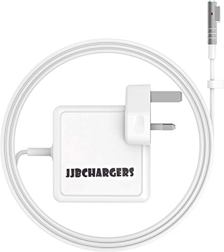 JJBChargers Compatible with MacBook Charger, 85W Magnetic 1 L-Tip Power Adapter Charger for MacBook Air 11' & 13' and MacBook Pro 13' Before Mid 2012 (A1278)