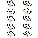 Amscan, Funny Eye Glasses | Pack of 10