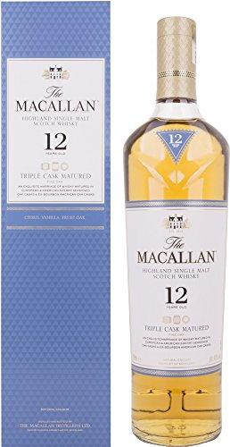 conseguir whisky macallan triple cask on-line