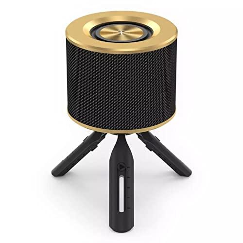 Enceinte Bluetooth DESIGN portable - ABRAMTEK X90 - son stéréo 360° puissant (50W), contrôle...