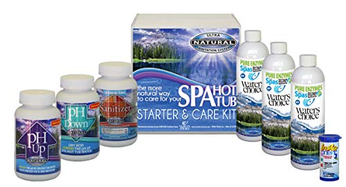Waters Choice Spa Start-Up and Maintenance Kit 3 Month Supply