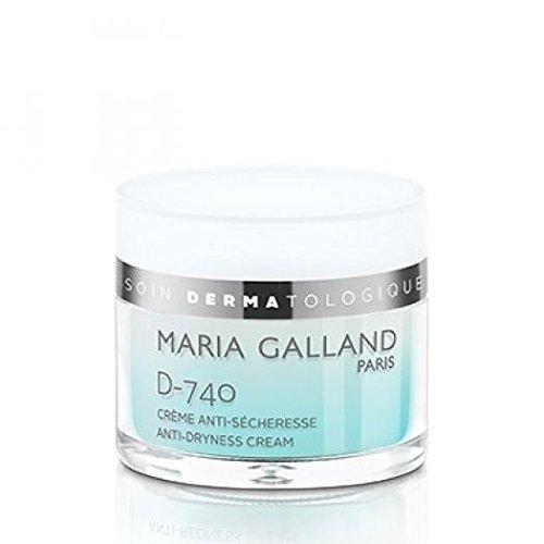 Maria Galland D740 Créme Anti-Sécheresse Gesichtscreme, 50 ml