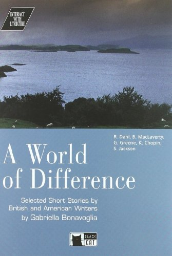 World of difference. Selected short stories by british and american writers. Con audiocassetta. Per le Scuole superiori (A) [Lingua inglese]: A World of Difference + audio CD