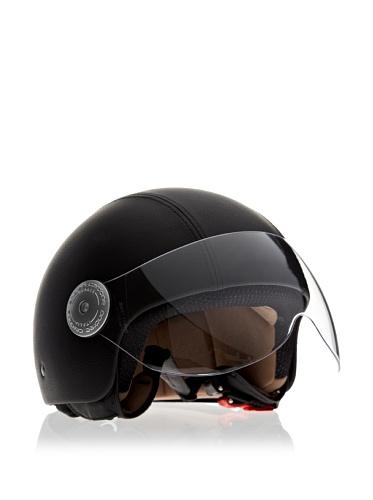 Andrea Cardone Motorradhelm schwarz S...