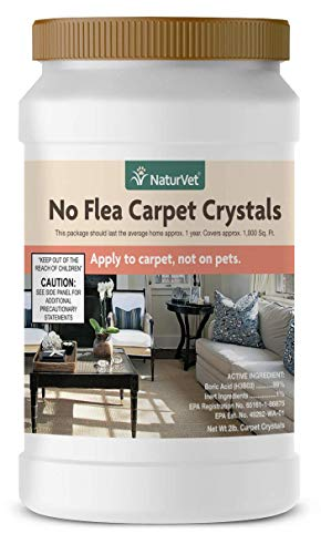 Product Image of the NaturVet No Flea Crystals