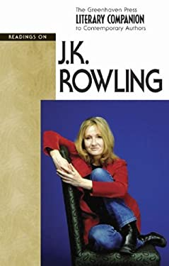 JK Rowling (hardcover edition) (Literary Companion to Contemporary Authors)