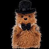 TY Beanie Baby - PUNXSUTAWNEY PHIL 2005 the Groundhog