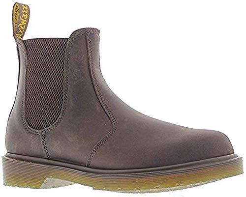Dr. Martens 2976 GAUCHO Unisex-Erwachsene Chelsea Boots, Braun (Gaucho), 39 EU