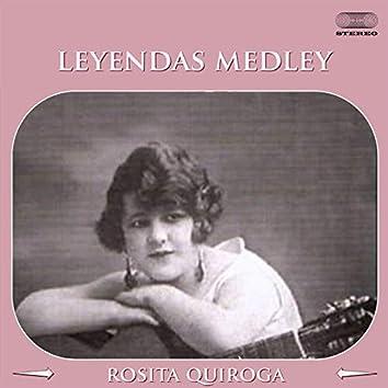 Leyendas Medley: El Malevo / Una Tarde / Angustias / El Cantar de Aquel Malevo / No Vuelvas a Mentir / Calesita de Ayer