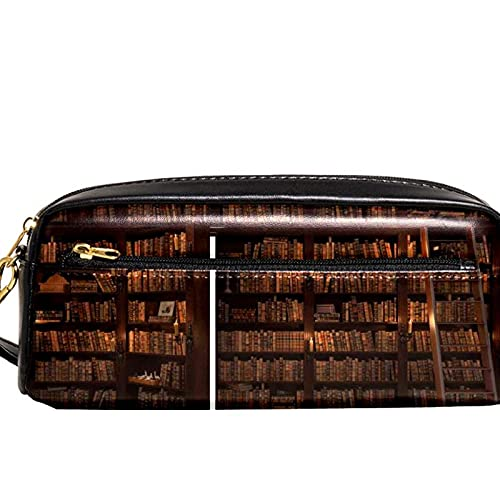 Tragbare Kapazität Mäppchen,Die Geheimtür im Bücherregal