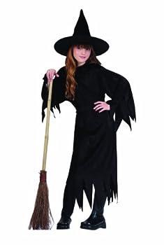 RG Costumes Witch Dress Child Medium/Size 8-10