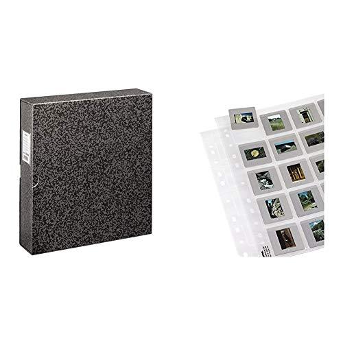 Oferta de Hama 2298 - Archivador de negativos (máx. 265 x 315 mm) + - Slide sleeves, 310 mm, 250 mm (importado) Transparente, 25
