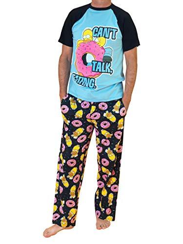 The Simpsons - Pijama para Hombre -...