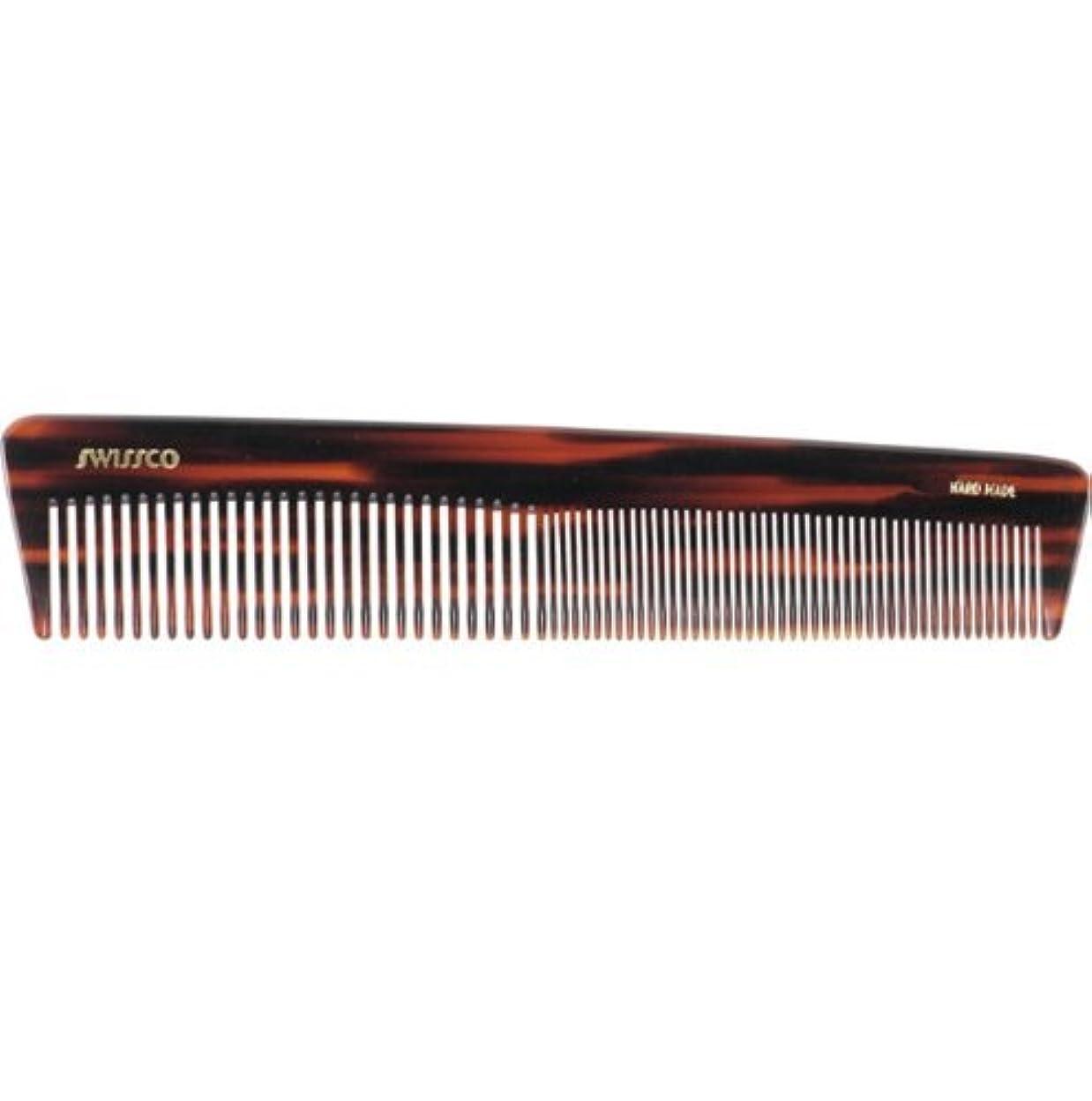 デコレーションお客様農場Swissco Tortoise Dressing Comb [並行輸入品]