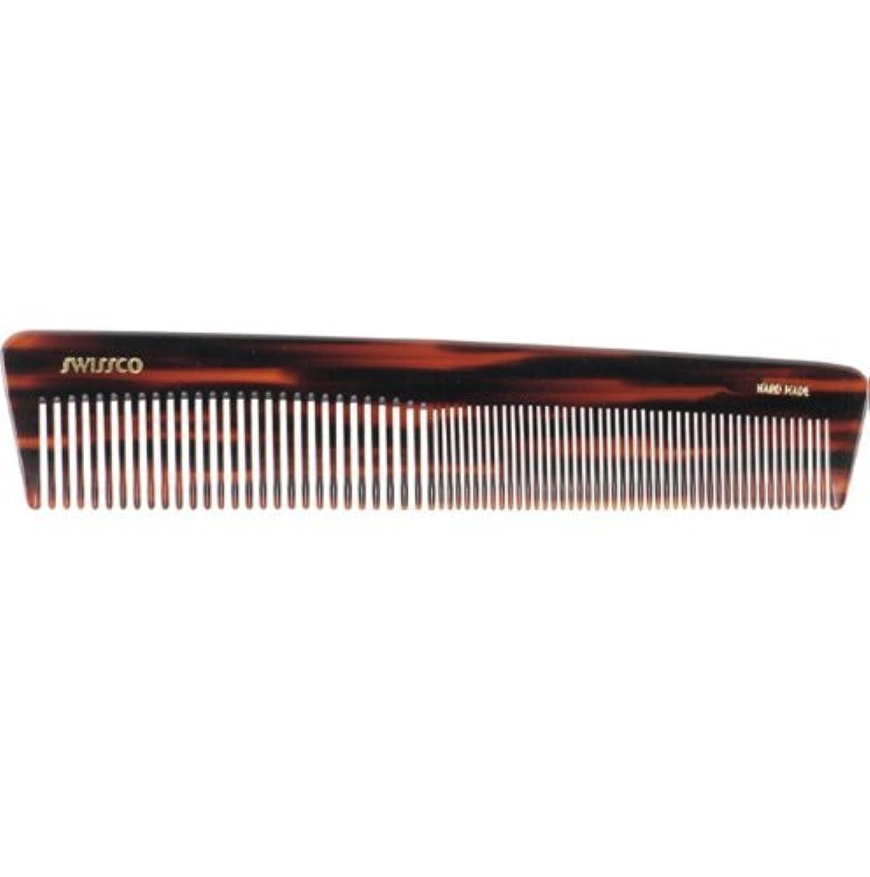 バリー美しい体現するSwissco Tortoise Dressing Comb [並行輸入品]