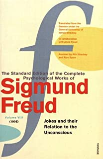 Complete Psychological Works Of Sigmund Freud, The Vol 8 (The Complete Psychological Works of Sigmund Freud)