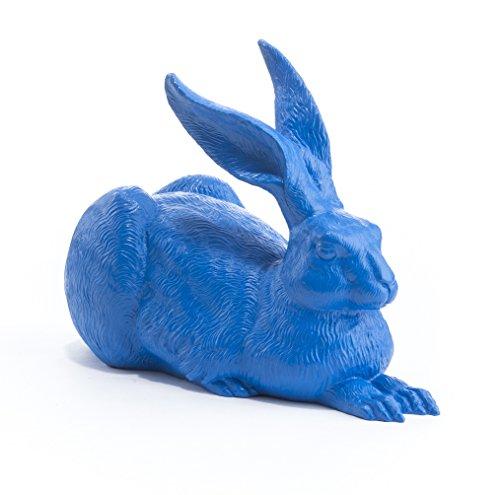 Dürer-Hase, blau 2003 Kunststoff, 26 x 16 x 36 cm, mit Prägung HÖRL