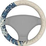 RNK Shops Great Wave Off Kanagawa Steering Wheel Cover