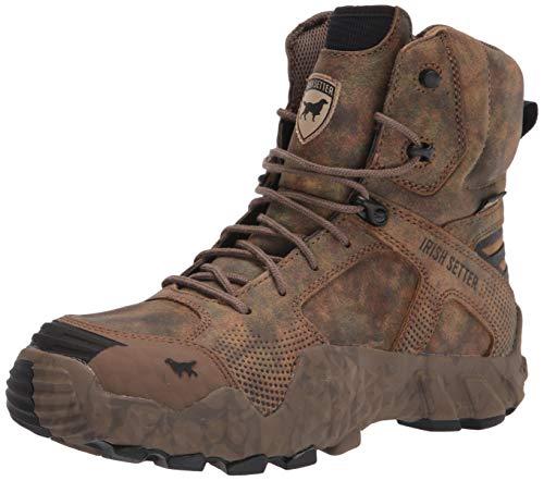 Irish Setter mens Vaprtrek Hunting Shoe, Brown, 10.5 US