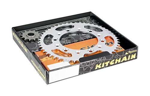 Sifam Kit chaîne Yamaha Dt 125 Tenere Super Renforcee An 88 92 Kit 16 50