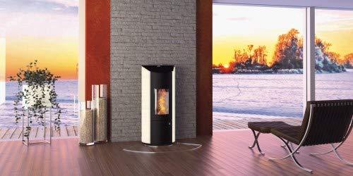 Olsberg Pelletofen LEVANA 8 kW Pellet Ofen Levana-Caffe-Freddo-8kW