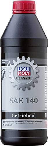 Liqui Moly 20817 - Aceite Clásico de Transmisión, SAE 140, 1 L
